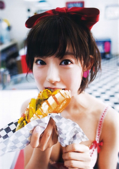 Miyuki Watanabe NMB48 Last Swimsuit097