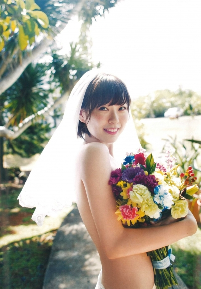 Miyuki Watanabe NMB48 Last Swimsuit104