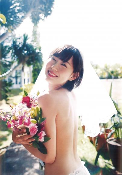 Miyuki Watanabe NMB48 Last Swimsuit105