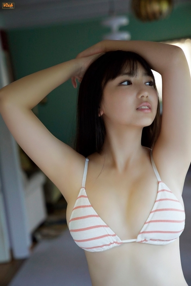 16yearold pool Royal bikini Aika Sawaguchi011