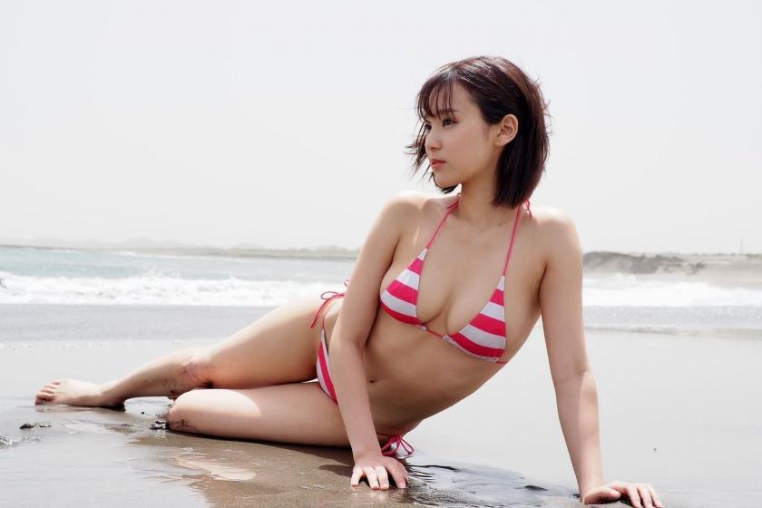 Bold show off the finest body Aika Nishihara026