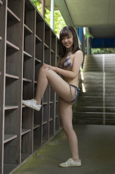 Sakura Kagoya National Nunchaku Girls049