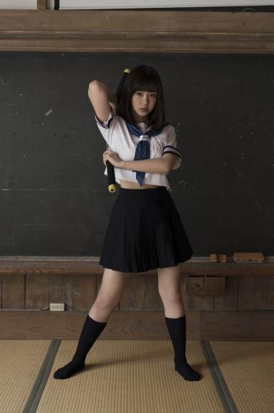 Sakura Kagoya National Nunchaku Girls061