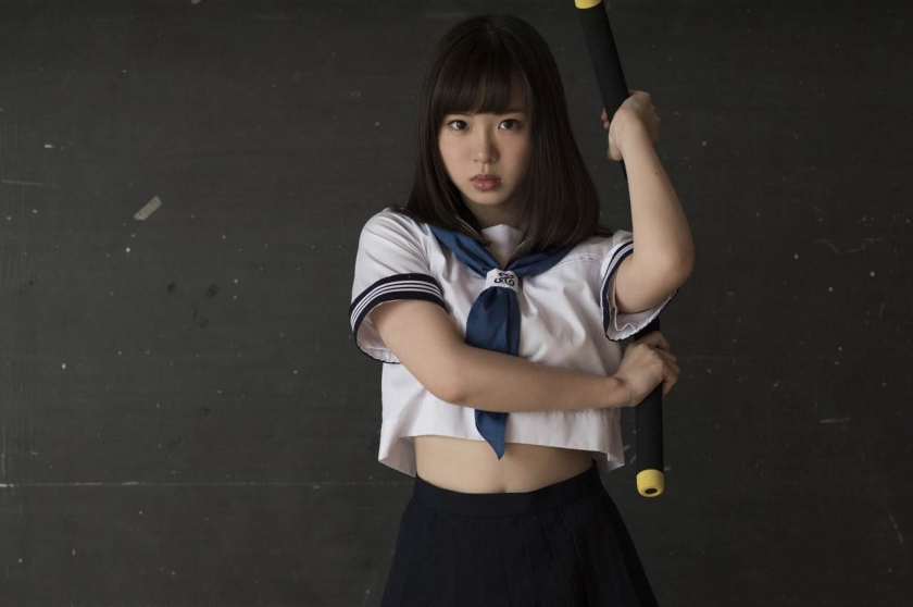 Sakura Kagoya National Nunchaku Girls062