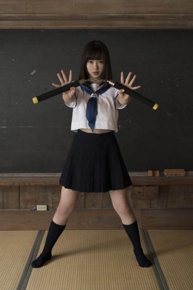 Sakura Kagoya National Nunchaku Girls063