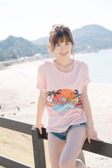 Swimsuit shot at Taina Rina Resort Chijima010