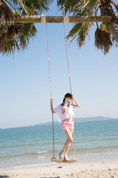 Swimsuit shot at Taina Rina Resort Chijima056
