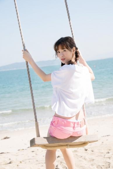Swimsuit shot at Taina Rina Resort Chijima057