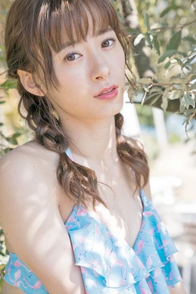 Swimsuit shot at Taina Rina Resort Chijima072