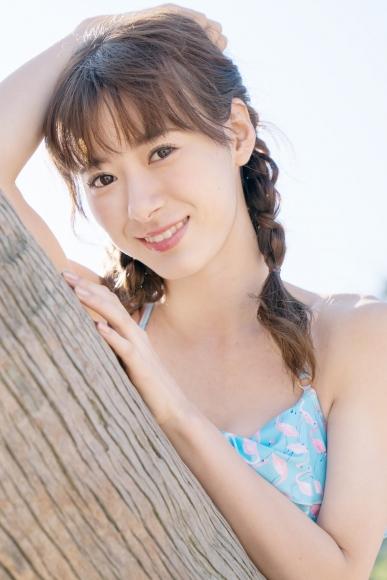 Swimsuit shot at Taina Rina Resort Chijima078