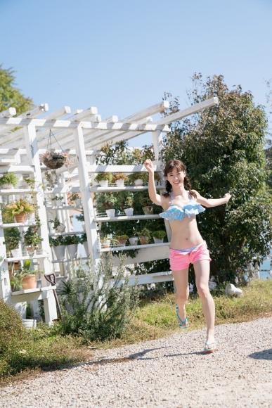 Swimsuit shot at Taina Rina Resort Chijima085
