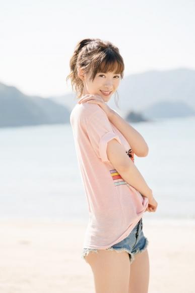Swimsuit shot at Taina Rina Resort Chijima092