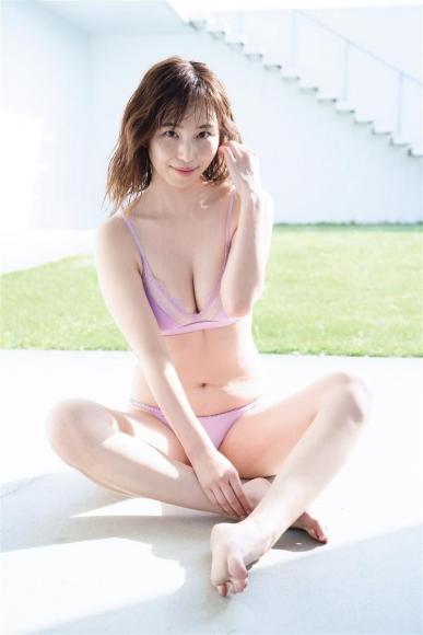 Misumi Shioji Underwear lingerie gravure maximum exposure002
