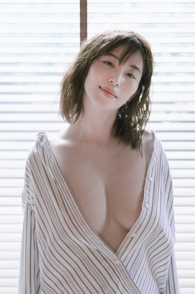 Misumi Shioji Underwear lingerie gravure maximum exposure007