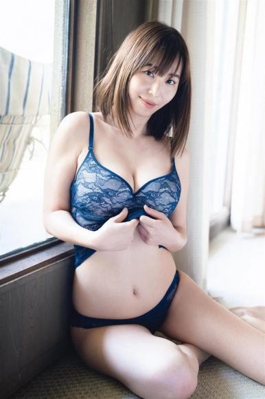 Misumi Shioji Underwear lingerie gravure maximum exposure008