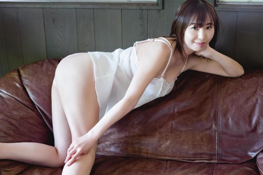 Misumi Shioji Underwear lingerie gravure maximum exposure009