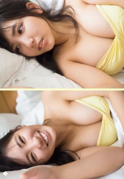 Aika Sawaguchi Miss Maga 2018 Grand Prix 17 year old gravure queen003