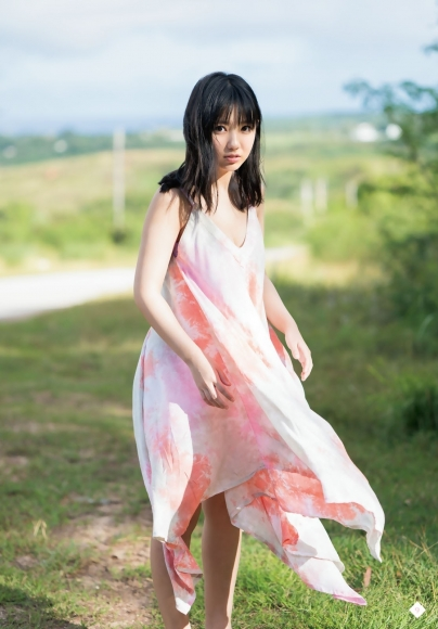 Aika Sawaguchi Miss Maga 2018 Grand Prix 17 year old gravure queen010