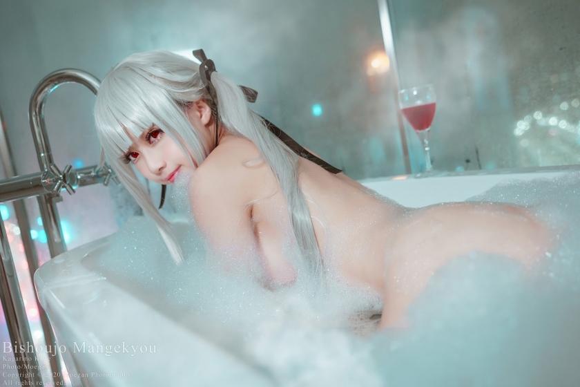 Beautiful girl kaleidoscope013