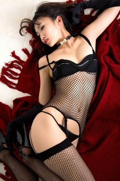 Risa Yoshiki Swimsuit Gravure Royal Body077