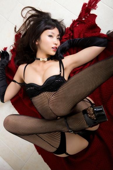 Risa Yoshiki Swimsuit Gravure Royal Body078