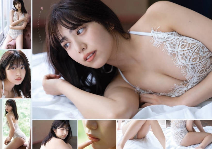Yoshida Risakura 18yearold beautiful girl who wants to become the most adult this summer 2020008