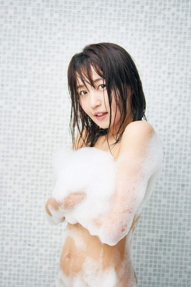 Solita Soda Nagisa active female college student idol bathing scene006