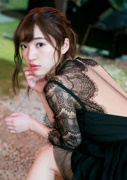 Moe Toyoda Swimsuit gravure035