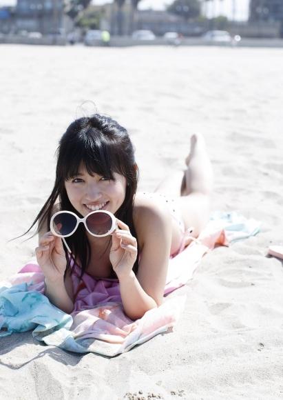 Rikako Aida Swimsuit Gravure010