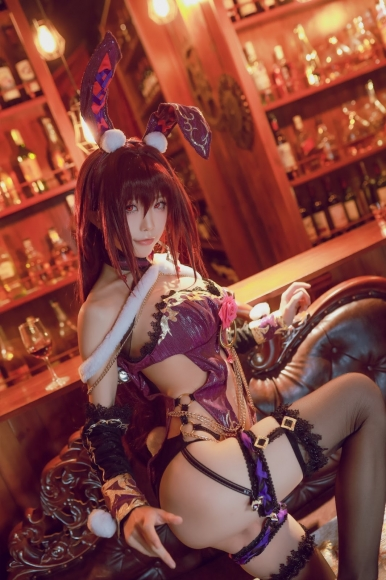 Scathach Bunny Girl016
