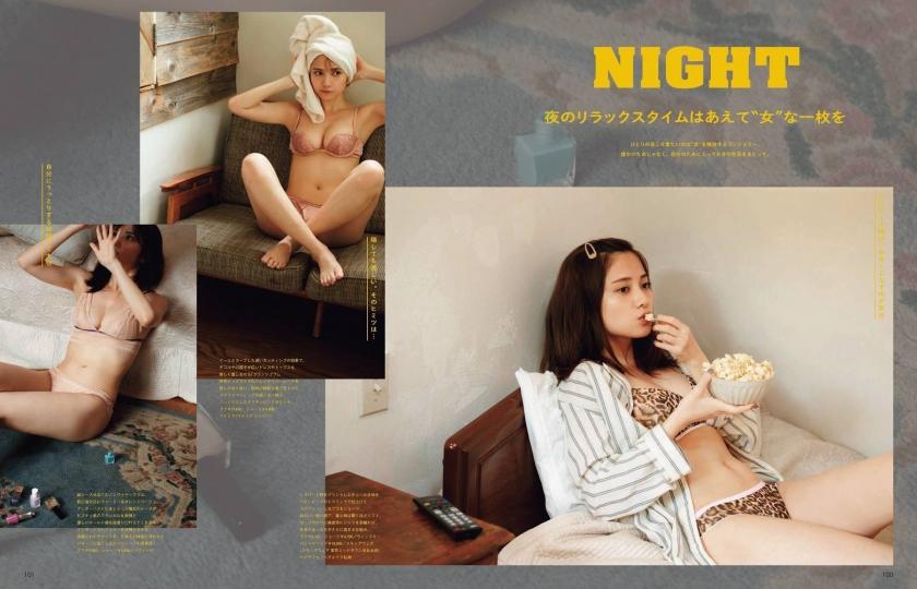 Momotsuki Nako Lingerie Story 2020006