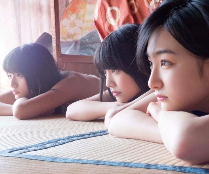 Arisa Matsunaga Yu Saotome Rina Asakawa007