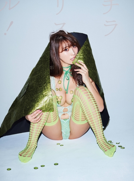 I want to eat with Satomi Morisaki pinch inappropriate mistress body 2018002