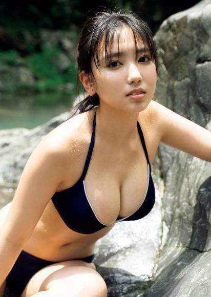 Aika Sawaguchi Summer of Japan 2020 spending with Reiwas gravure queen007