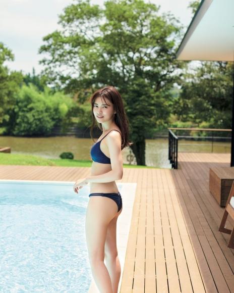 Yume Shinjo Summer body sparkling012