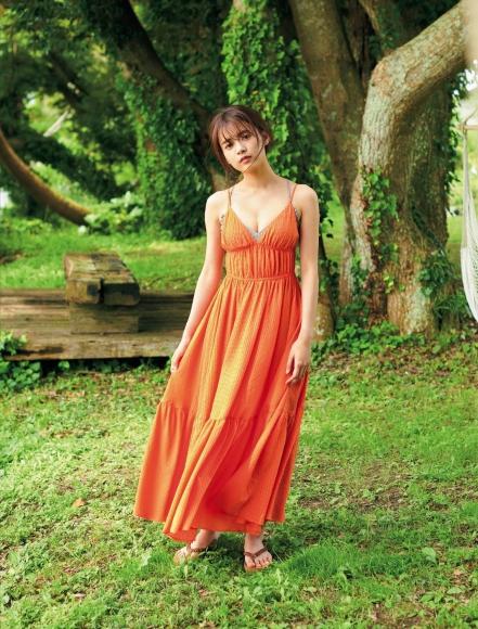 Yume Shinjo Summer body sparkling004