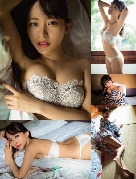 Kanami Takasaki Underwear Image Mysterious Beauty 2020003