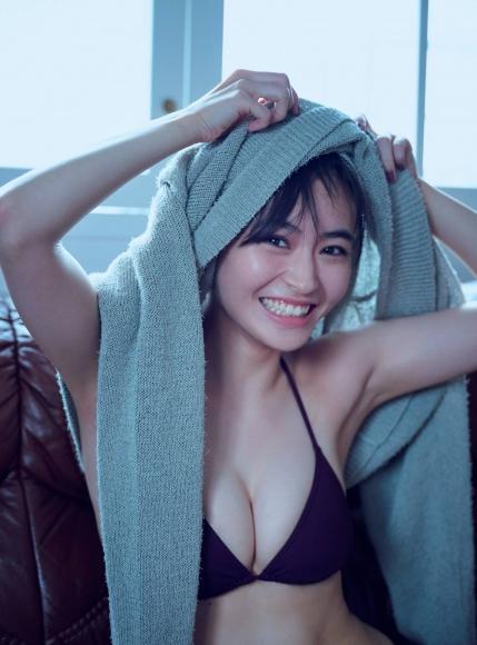 Mao Sakurada Swimsuit Gravure Bikini Image I lost weight with Wii Fit T005