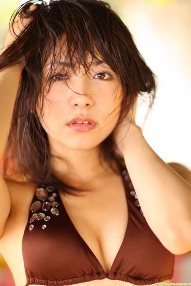 Atsumi Ishihara Swimsuit gravure013