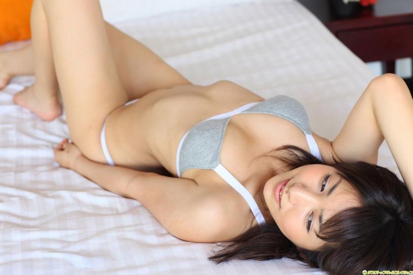Atsumi Ishihara Swimsuit gravure026