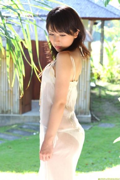 Atsumi Ishihara Swimsuit gravure045