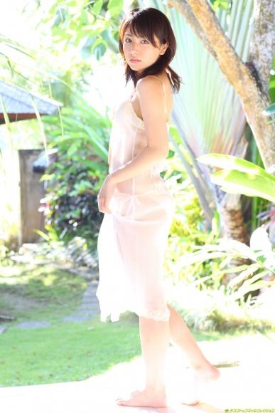 Atsumi Ishihara Swimsuit gravure049