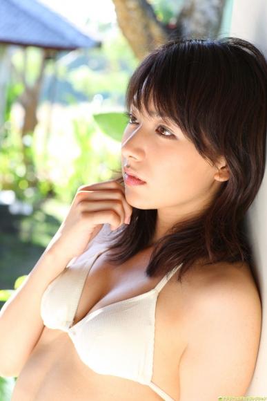 Atsumi Ishihara Swimsuit gravure053