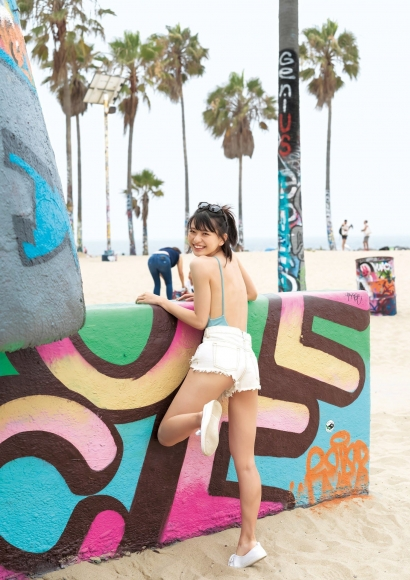 Control collection 18 To beautiful girl Los Angeles Minami Yamada048