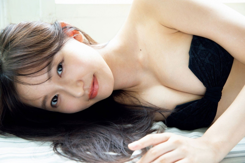 Oda Shida Swimsuit Gravure Active as a weather caster Female college student in Japans cute bikini 2020008