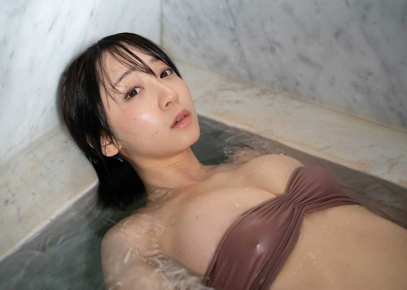 Moe Iori You and Hot Spring Photograph Collection098