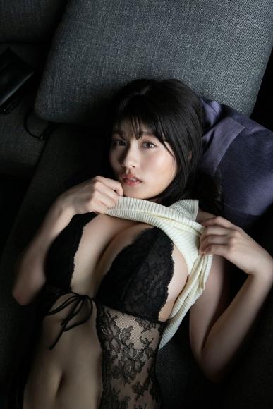 Chitose Yoshino Sagas bad boobs011