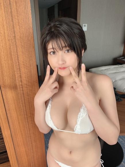 Chitose Yoshino Sagas bad boobs015