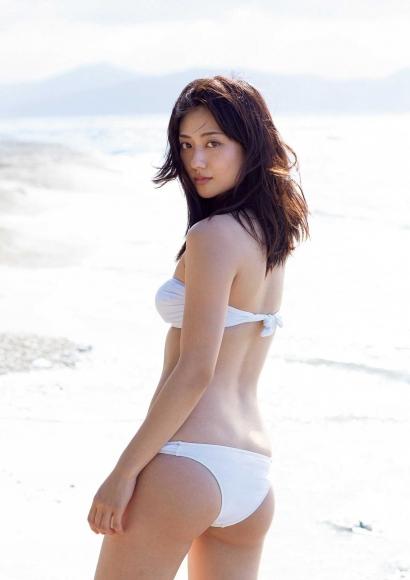 From Sentai Heroine to Authentic Actress Beautiful Body Kazusa Okuyama002