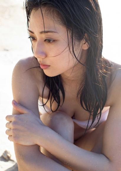 From Sentai Heroine to Authentic Actress Beautiful Body Kazusa Okuyama006